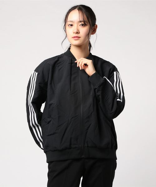 【adidas Originals】WIDウーブンボンバージャケット