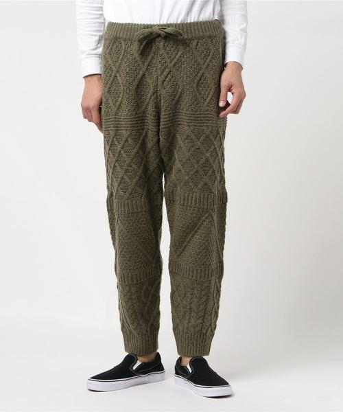 【超歓迎】 Alpaca Snow Peak Knit Pants(パンツ) Knit|Snow Peak(スノーピーク)のファッション通販, MTK:eed465d0 --- wm2018-infos.de