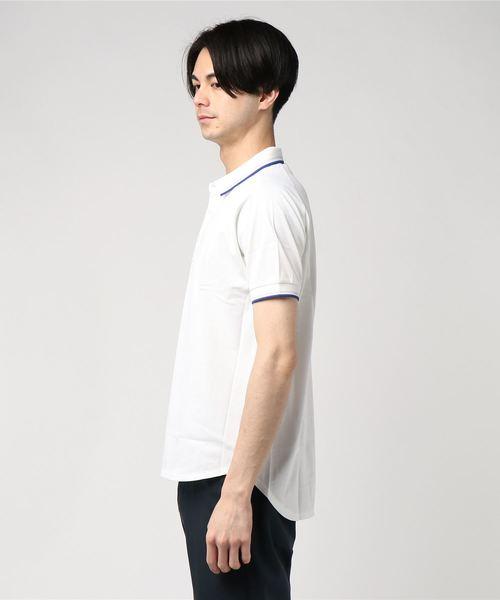 narifuri / ナリフリ:FRED PERRY 蓄光鹿の子ポロシャツ:NFFP-17[NOA]