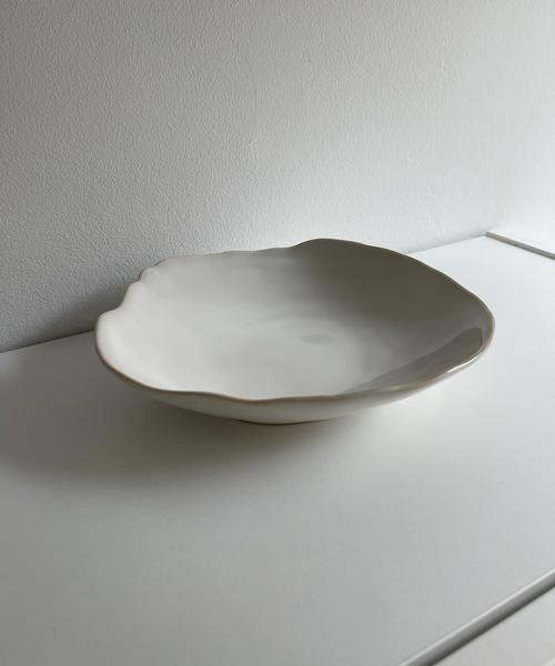 【SANSeLF】ceramic plate M sanh33