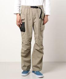 「着るBAG」シリーズ  7ポケットカーゴパンツ 撥水/ストレッチ機能付きベージュ