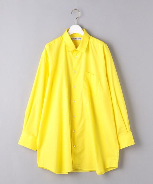 別注<INDIVIDUALIZED SHIRTS(インディビジュアライズド シャツ)>レギュラーカラー シャツ ■■■