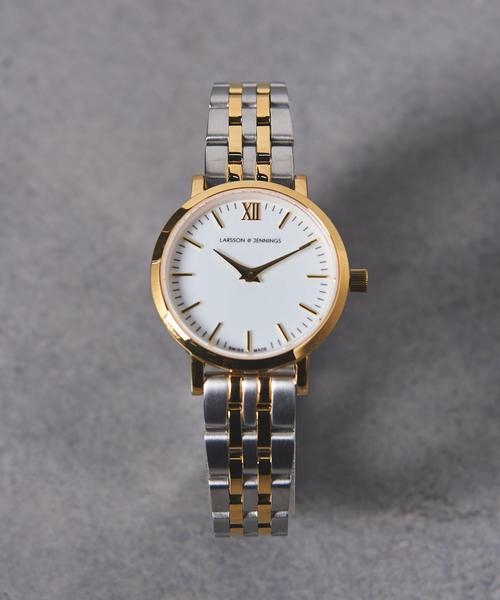 <LARSSON&JENNINGS(ラーソンアンドジェニングス)> LUGANO 腕時計