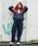 apres jour(アプレジュール)の「ストレートデニム【ZOZOTOWN限定アイテム】(デニムパンツ)」|詳細画像