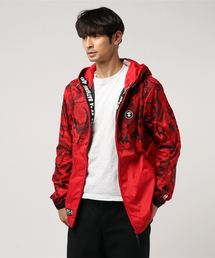 AAPE BY A BATHING APE(エーエイプバイアベイシングエイプ)のAAPE LIGHT WEIGHT JACKET(ミリタリージャケット)