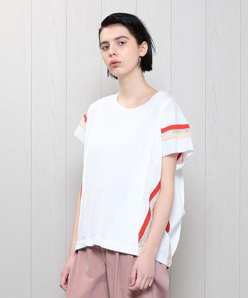 <Harikae>TAPE T-SHIRT/Tシャツ