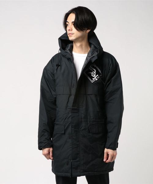 売れ筋商品 【Chalk HLNA Line Line】Team】Team Jacket(その他アウター)|HLNA(エイチエルエヌエー)のファッション通販, Prtit Fleur Marche:9f1c325c --- ulasuga-guggen.de