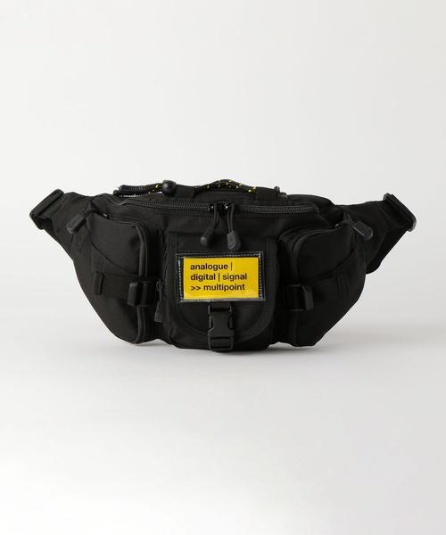 <Tourne de Transmission> REFERENCE PACK/ウエストバッグ