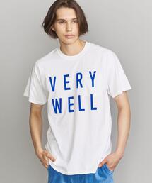 <THE DAY (ザ デイ)>  VERYWELL TEE/Tシャツ
