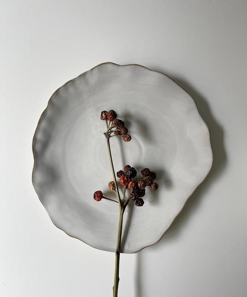 【SANSeLF】ceramic plate L sanh34