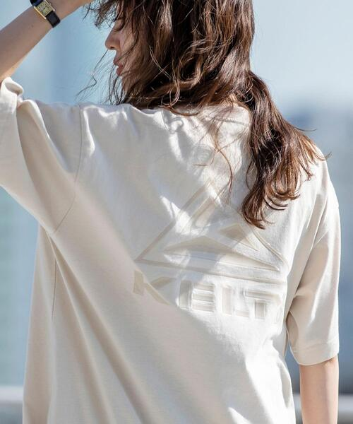 【WEB限定カラー】KELTY(ケルティ)別注トリプルサンカクTシャツ#
