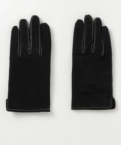 N.HOOLYWOOD AUTUMUN & WINTER 2018 COMPILE LINE LEATHER GLOVE