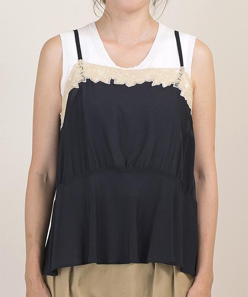 買い保障できる 【セール】シルクキャミソール(キャミソール) nesessaire(ネセセア)のファッション通販, ALLSPORTS:b032896a --- 888tattoo.eu.org
