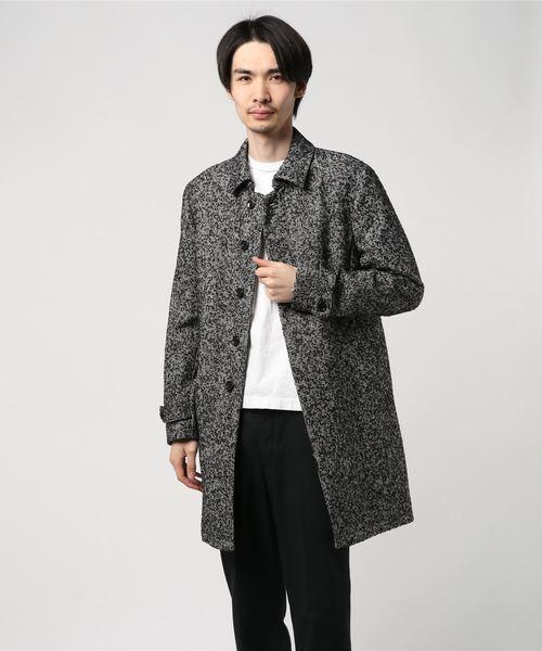 最高級のスーパー 【セール】ループツイード_ステンカラー(ステンカラーコート) Suit TRANS CONTINENTS(トランスコンチネンツ)のファッション通販, アキタOUTLET:76a5b7c1 --- steuergraefe.de