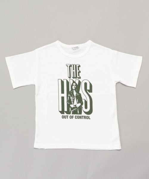 THE HYS pt Tシャツ【L】
