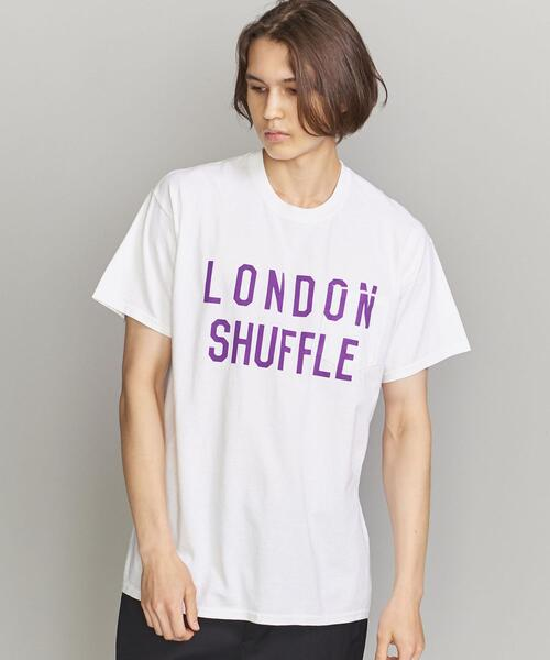 <THE DAY (ザ デイ)>  LONDON/SFL TEE/Tシャツ