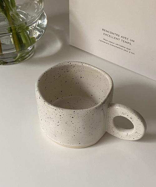 【SANSeLF】stone design ceramic cup sanh35
