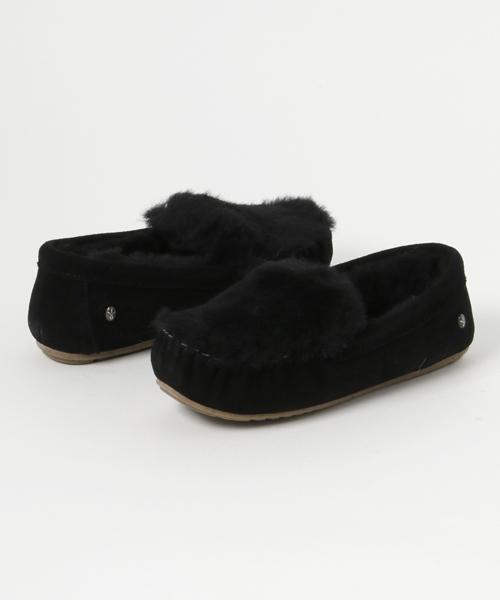 【高い素材】 EMU/エミュー/CAIRNS Reverse fur, 東灘区 3b8d5ed6