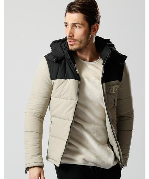 生まれのブランドで zip hooded shrape(ブルゾン)|wjk(ダヴルジェイケイ)のファッション通販, 鑑定質屋 ゲンロク:6f535236 --- skoda-tmn.ru