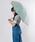 おしゃれスタ(オシャレスタ)の「【INXU TOKYO】折り畳み傘(折りたたみ傘)」|グリーン系その他