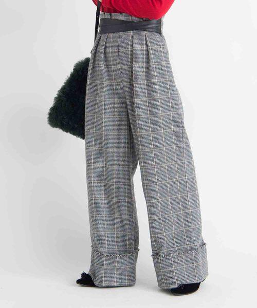 超激安 Roger check check pants// ロジャーチェックパンツ(パンツ) LAYMEE(レイミー)のファッション通販, トシアンティークスTOSHI.ANTIQUES:115d6535 --- blog.buypower.ng