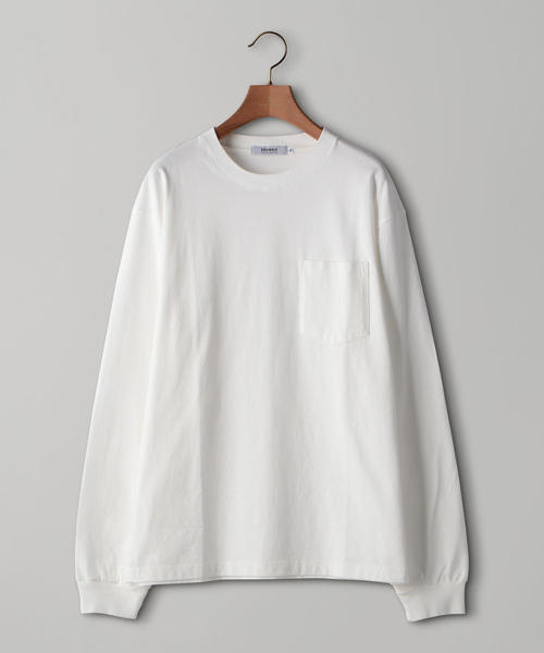 <District(ディストリクト)> ロングスリーブ Tシャツ
