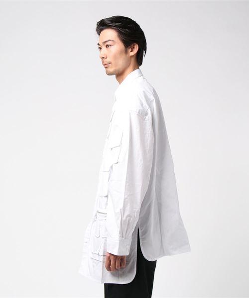 DankeSchon/ダンケシェーン/ポケットシャツ