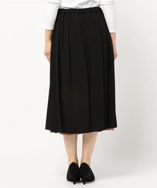 LA MARINE FRANCAISE(マリン フランセーズ)の「リバーシブルスカート(スカート)」|詳細画像