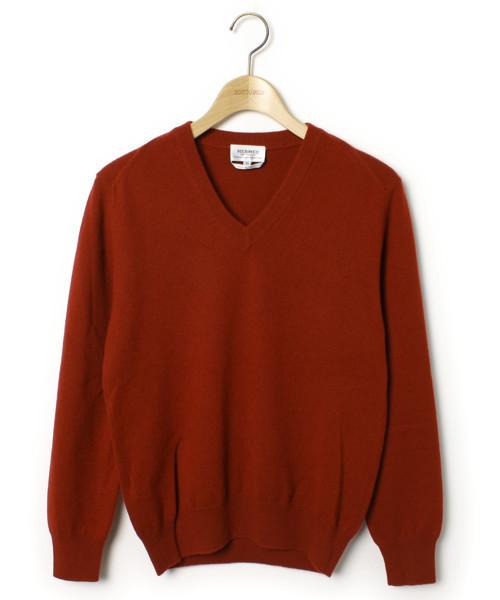 【10%OFF】 【セール/ブランド古着】Vネックニット(ニット/セーター) HERMES(エルメス)のファッション通販 - USED, メガネプロサイトYOU:e383112c --- skoda-tmn.ru