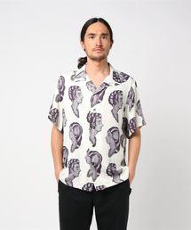 Cloveru(クローバル)の【Cloveru】Reyon ART Shirts(シャツ/ブラウス)