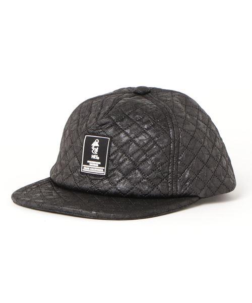 【 MEI / メイ 】KME QUILTING CAP キャップ 帽子