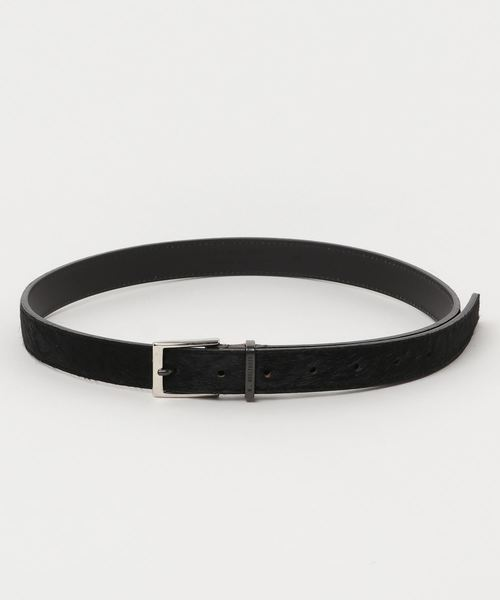 N.HOOLYWOOD AUTUMUN & WINTER 2018 COMPILE LINE LEATHER BELT