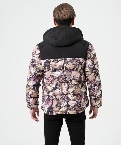 リアルリーフ中綿ブルゾン/ジャケット