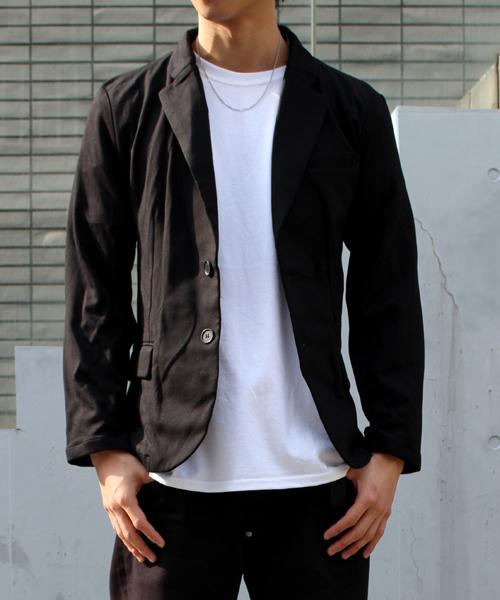【当店限定販売】 【セール】VIBGYOR SELECT/ ポンチ カットソー ポンチ テーラードジャケット カットソー (MID)(テーラードジャケット)|VIBGYOR(ヴィブジョー)のファッション通販, ニシオシ:9604fc1f --- steuergraefe.de