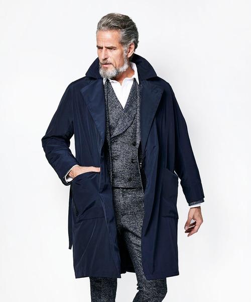ふるさと納税 HK TILOKEN TILOKEN COAT(トレンチコート) junhashimoto(ジュンハシモト)のファッション通販, 寿都郡:9979e880 --- skoda-tmn.ru