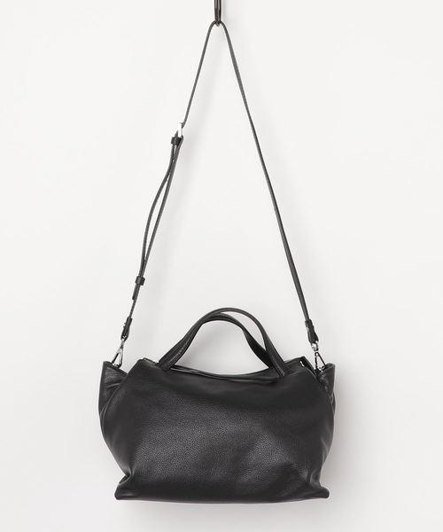 正式的 GIANNI CHIARINI/ORIGAMI 2WAYハンドバッグ, アッサブチョウ 39702233