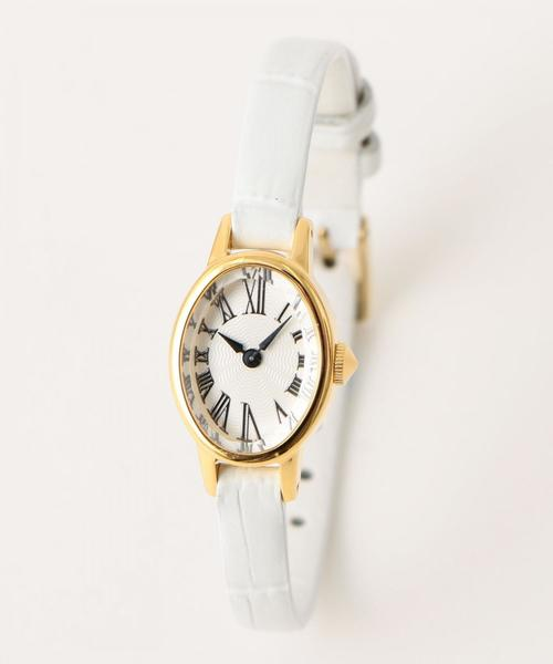 Interact Watch Co. オーバル カタオシベルト / インタラクト ウォッチ コー / 時計