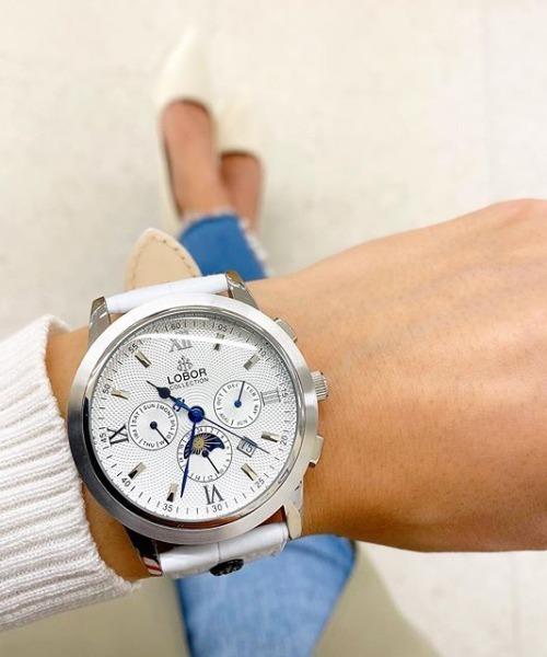 高質 LOBOR ロバー CELLINI S DES DES VOEUX セリーニ 腕時計(腕時計) ロバー セリーニ|LOBOR(ロバー)のファッション通販, ギフトショップ HERA:afe5a93c --- pitomnik-zr.ru