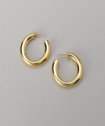 <LAURA LOMBARDI>MINI CURVE EARRINGS/ピアス
