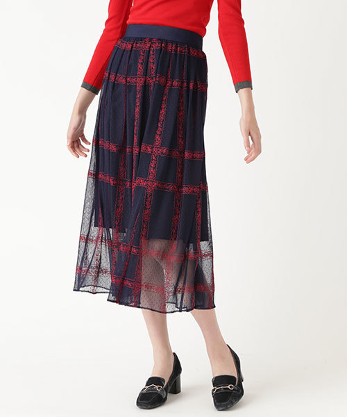 2019春の新作 ◆ミラチュールチェックスカート(スカート) JILLSTUART(ジルスチュアート)のファッション通販, コチンダチョウ:f63c07fc --- blog.buypower.ng