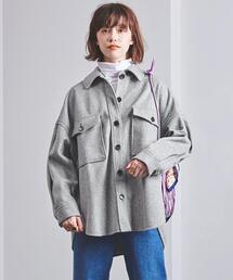 <SACRA(サクラ)>CPO シャツジャケット