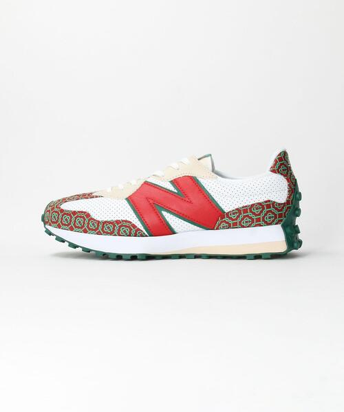 """<Casablanca × New Balance>MS327 """"AFTER THE RAIN COMES THE RAINBOW"""""""