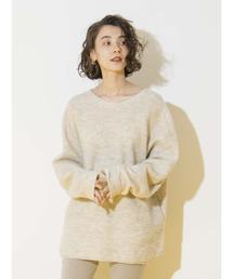 emmi(エミ)の【emmi atelier】ライトパイルプルオーバー(Tシャツ/カットソー)