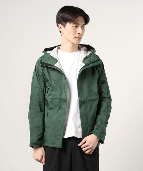 【防水】Microlayer HS Hooded Jacket AF Men
