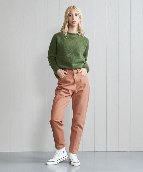 <H>14oz DENIM PANTS/パンツ