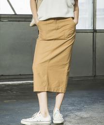 Emma Taylor(エマテイラー)の【STYLEBAR】ミリタリータイトスカート(スカート)