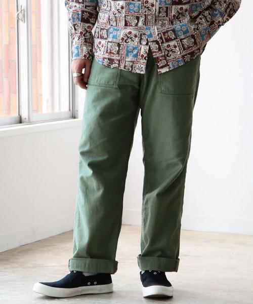 大人気定番商品 orSlow ファティーグ/ パンツ アーミー ファティーグ/ パンツ <MEN>(パンツ) orSlow(オアスロウ)のファッション通販, テンポアップ:9e9d55c5 --- dpu.kalbarprov.go.id