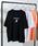 KANGOL(カンゴール)の「∴WEGO/KANGOL別注プリントTシャツ(Tシャツ/カットソー)」 ブラック