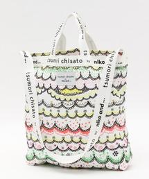 TSUMORI CHISATO(ツモリチサト)の【tsumori chisato(ツモリチサト)】コラボ2WAYトート(トートバッグ)