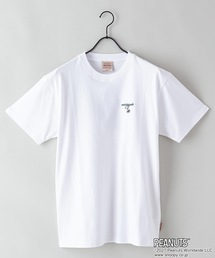 【PEANUTS/ピーナッツ】プリントTシャツホワイト系その他